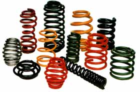 Range of Springs manufactured by us.